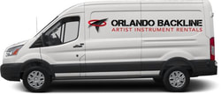CARTAGE & TRANSPORT-Backline Instrument Rentals Orlando Florida