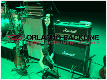 Backline Instrument Rentals Orlando Florida